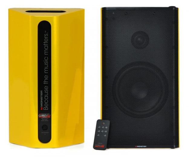 monster-clarity-hd-model-one-review-yellow-front-rear-controller