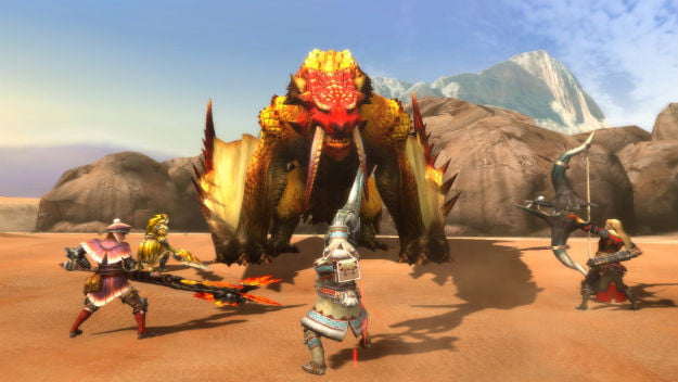 Monster Hunter 3 review wii u