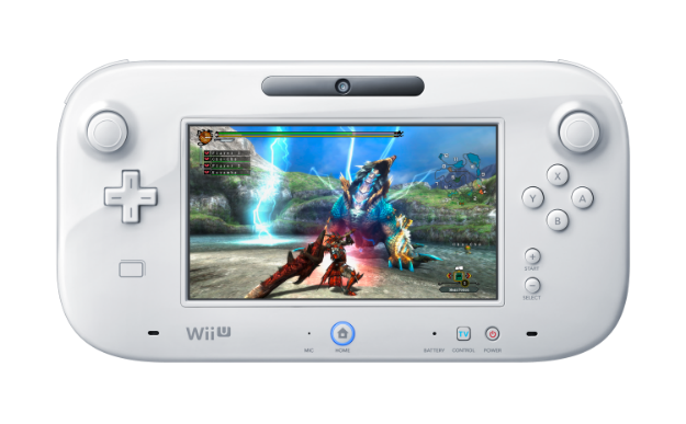 Monster Hunter 3 review wii u pad