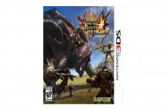 monster hunter  ultimate review cover art