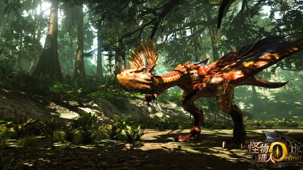 Monster Hunter Online jetsetter