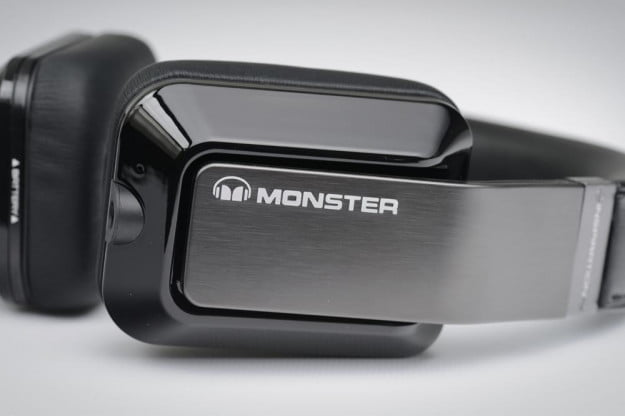 monster inspiration active noise cancelling review side over the ear headphones