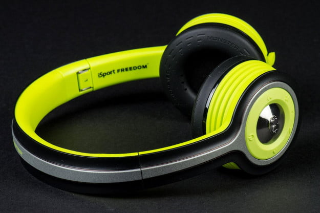 Monster iSport Freedom left angle