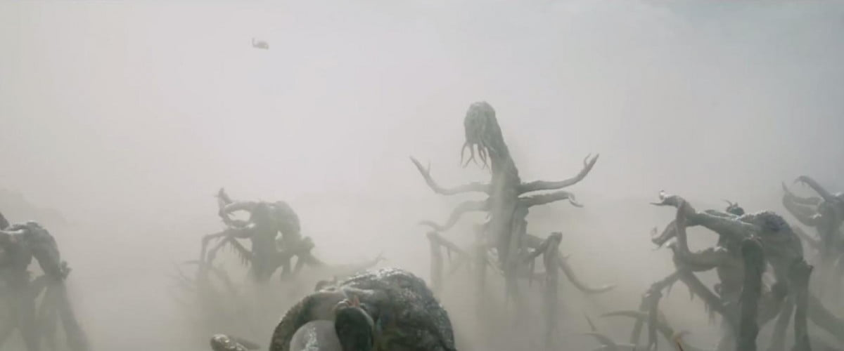 godzilla directors debut film monsters gets sequel new creature filled trailer dark continent