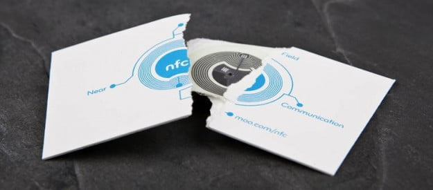 moo nfc business cards
