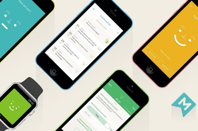 moodnotes cognitive behavioral therapy app splash banner