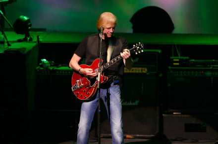 Moody Blues Justin Hayward interview