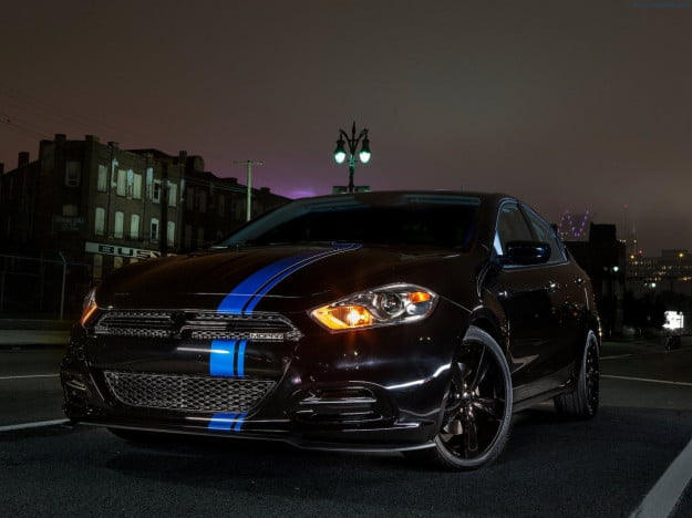 Mopar rolls out tons of new parts for the Dodge Dart, none of them make it faster