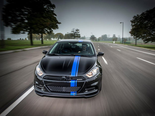 Mopar rolls out tons of new parts for the Dodge Dart, none of them make it faster3