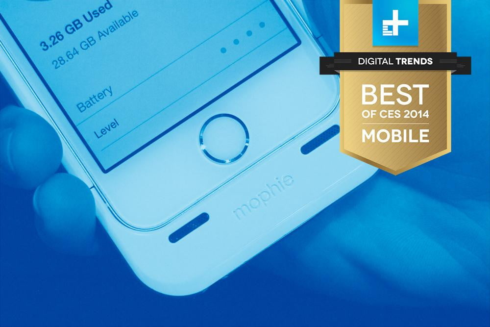 mophie space pack best of ces 2014