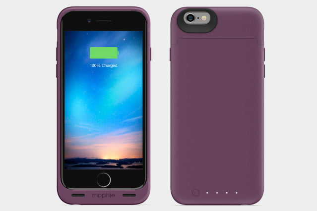 Mophie Juice Pack Reserve Case