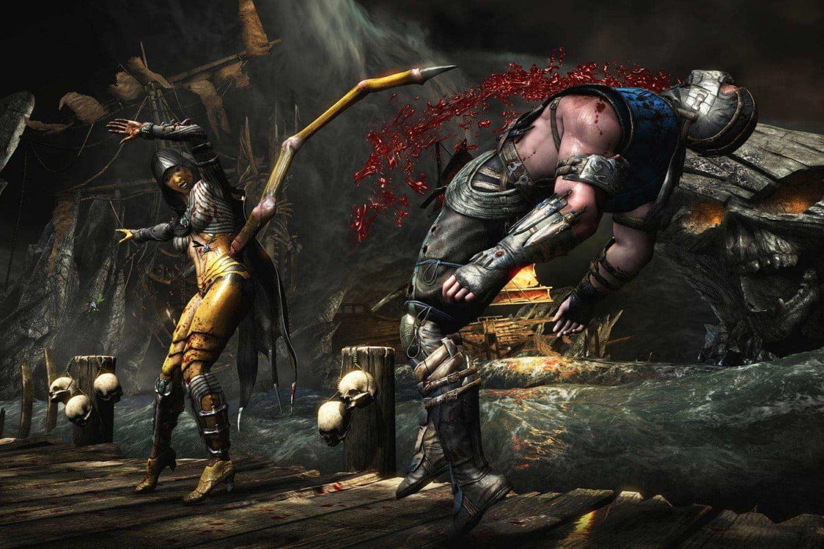 mortal kombat x pc patch deleted saves