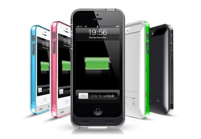 feel the power future of smartphone batteries mota apple certified battery case iphone  s deal