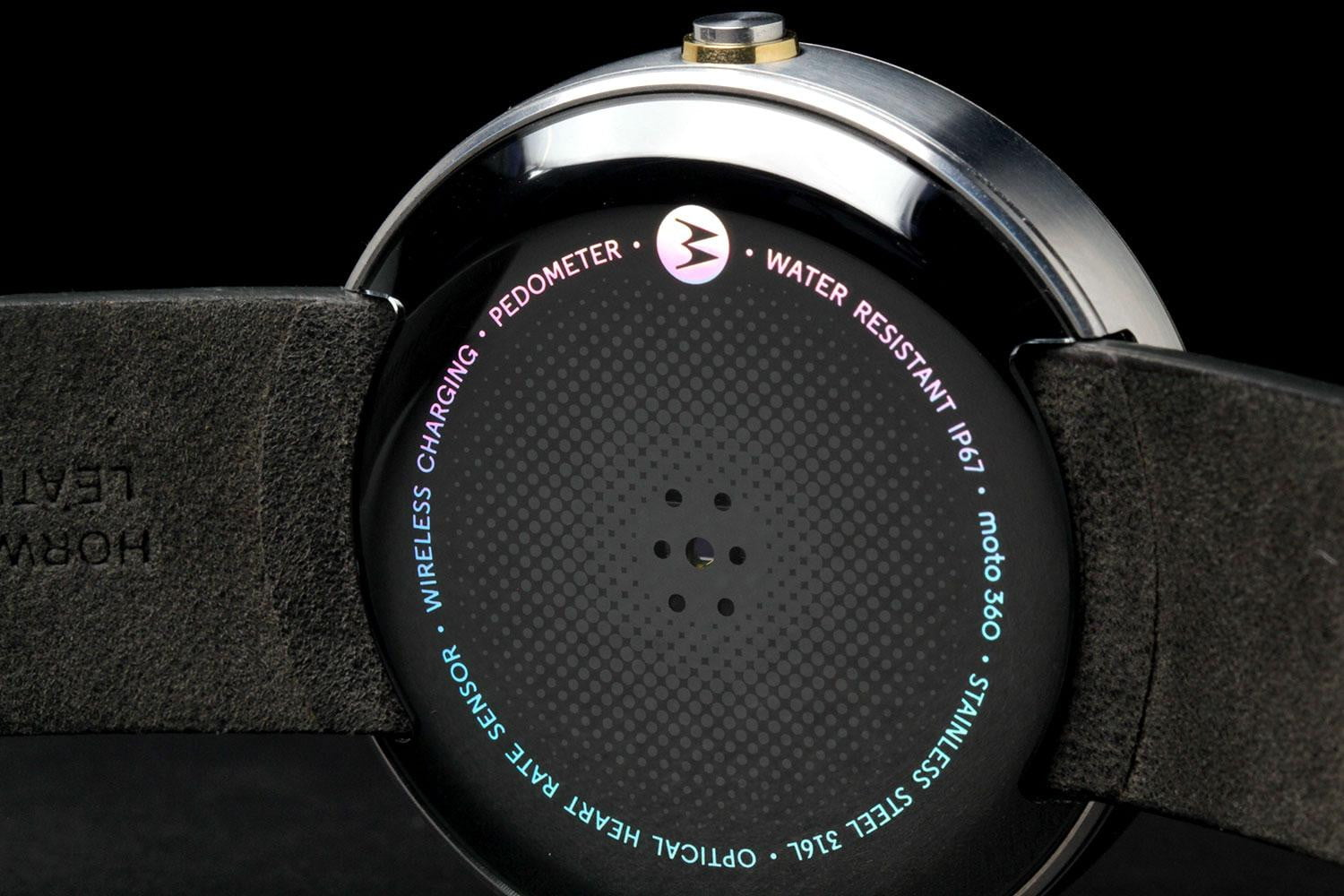 how to find what generation is my moto 360 watch