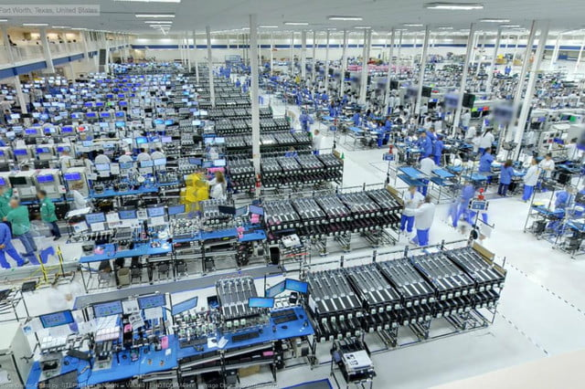 moto x motorolas texas facility now assembling  units a week