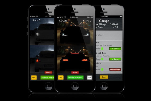 are you afraid of the dark motor recall iphone app has guessing car models at night ios