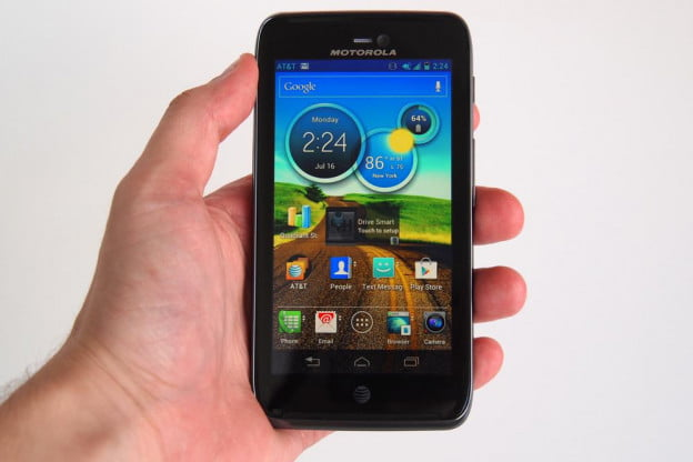 Motorola Atrix HD Review hardware android screen