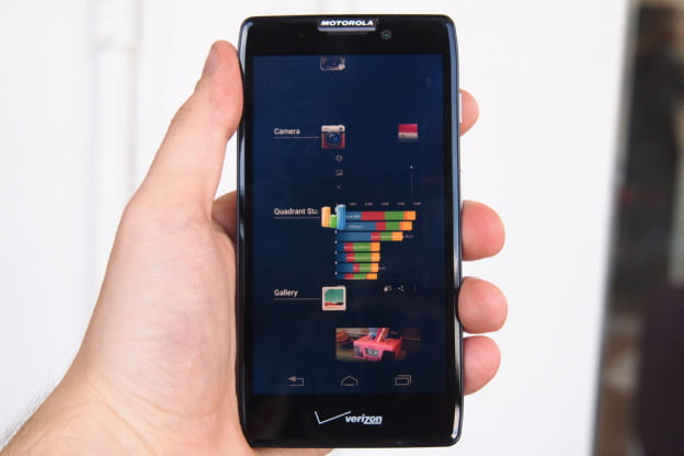 Motorola Droid Razr HD Review apps android smartphone