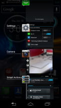 Motorola Droid Razr HD Review screenshot settings android smartphone