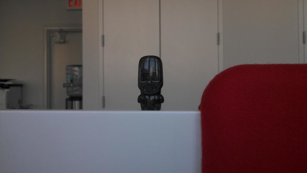 Motorola DROID RAZR M camera sample inside office