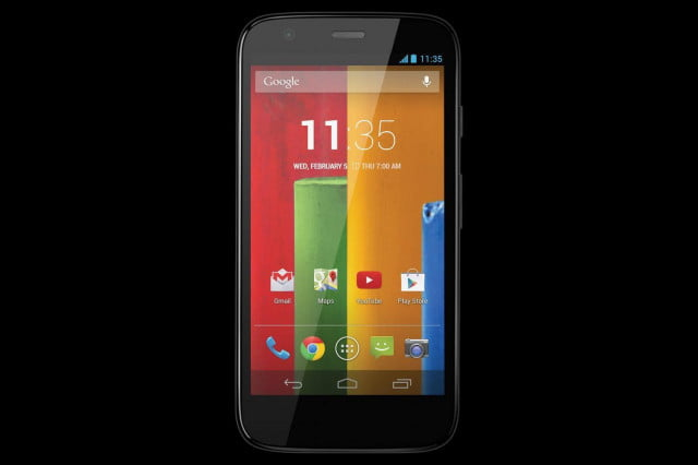 moto g successor will reportedly larger screen  mp camera motorola