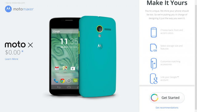 motorola moto x set for european launch maker screenshot