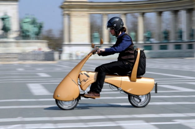 moveo scooter