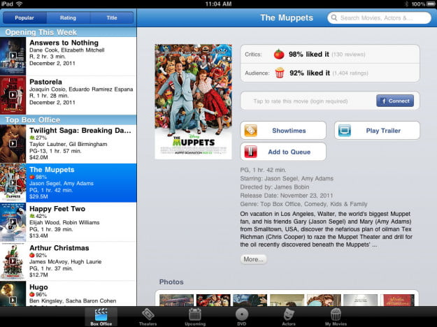 Movies-by-Flixster-ipad-app
