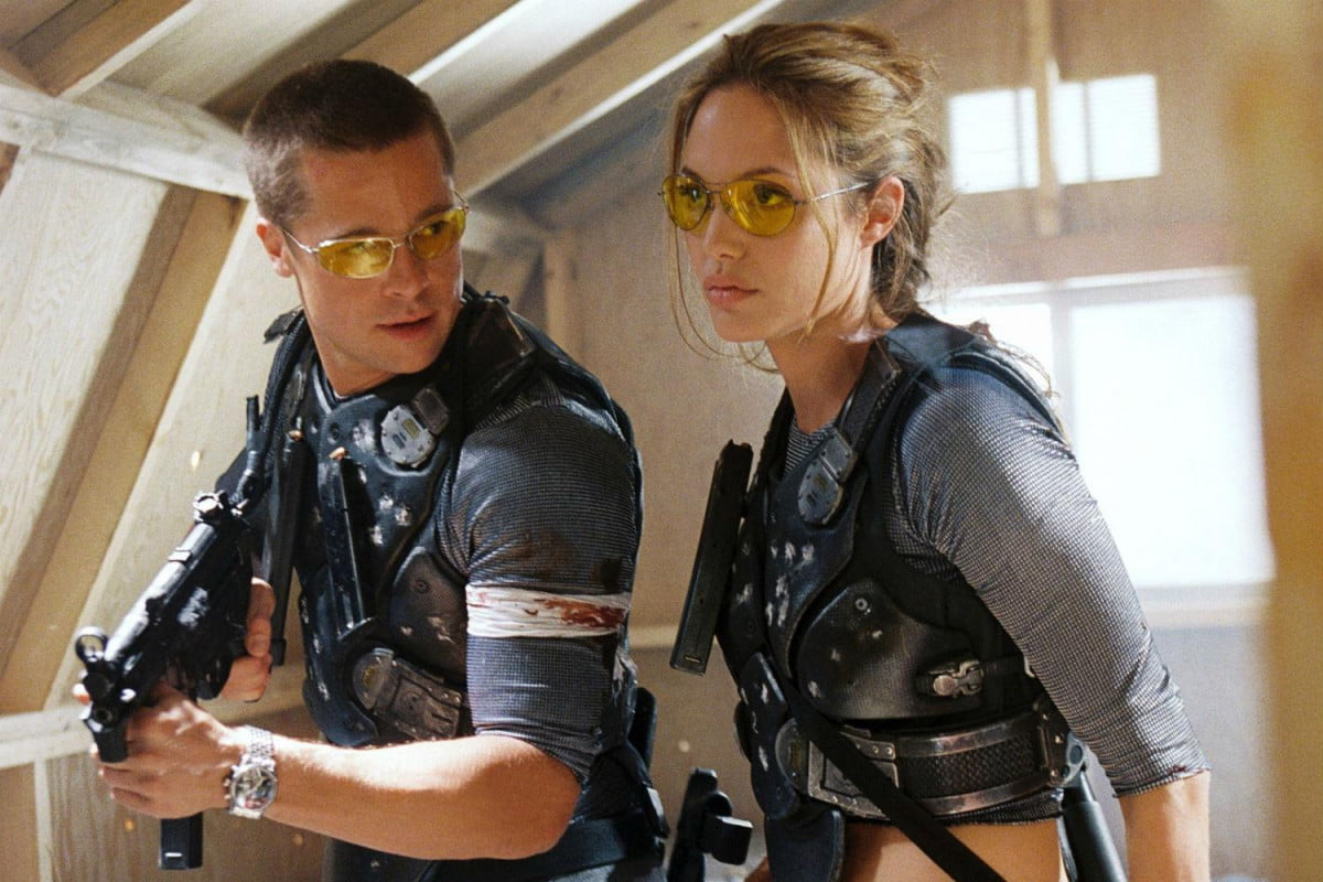 mr and mrs smith tv series