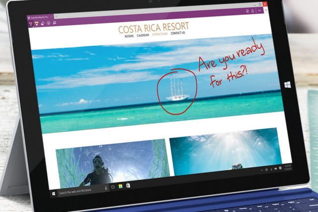 webpage leak suggests extensions coming windows edge ms on surface