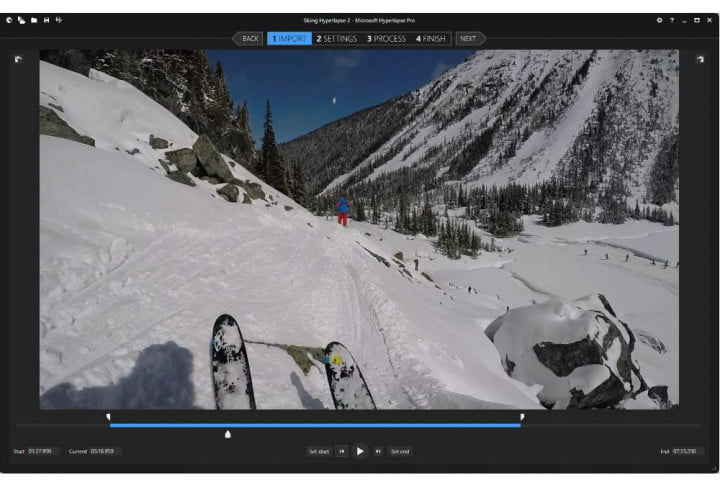 microsofts hyperlapse app windows android ms pro