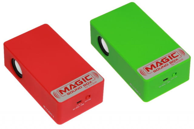 magic sound box review