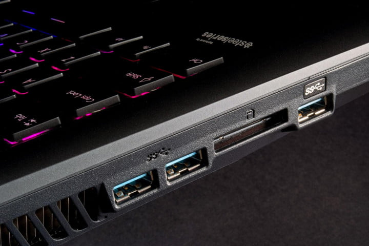 msi global gt  dominator pro review side ports