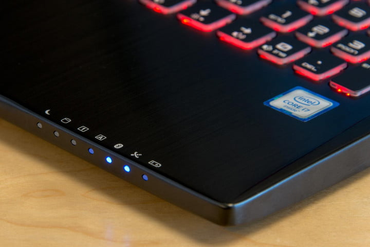 msi gs  ghost pro review laptop frontleds