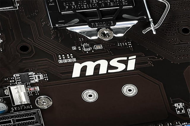 msi brings skylake to its line of high end gaming laptops motherboard logo