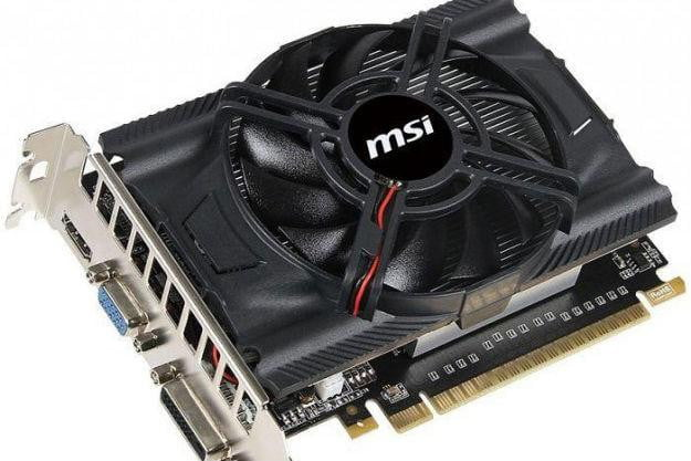 MSI Nvidia GeForce GTX 650