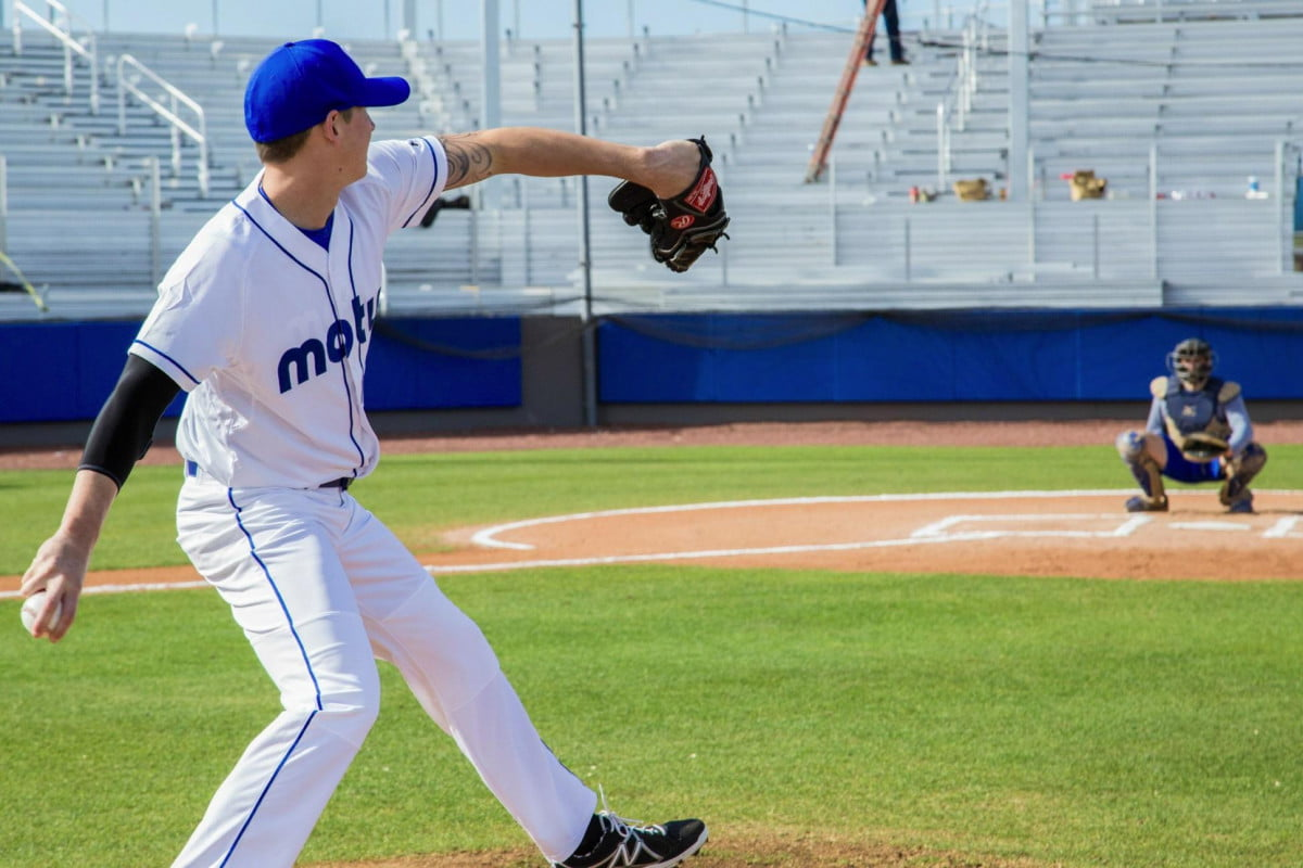 motusglobal introduces motuspro tracking for baseball mthrow pitcher