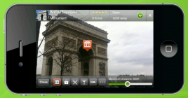 Mtrip Augmented Reality View