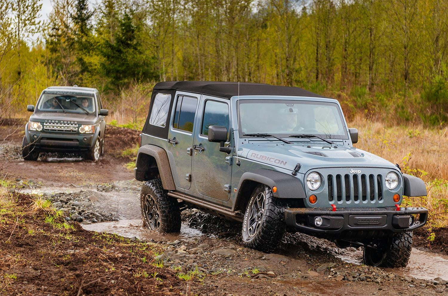 Tysons Koons Jeep Home » Difference Between 2013 And 2014 Jeep Wrangler Unlimited