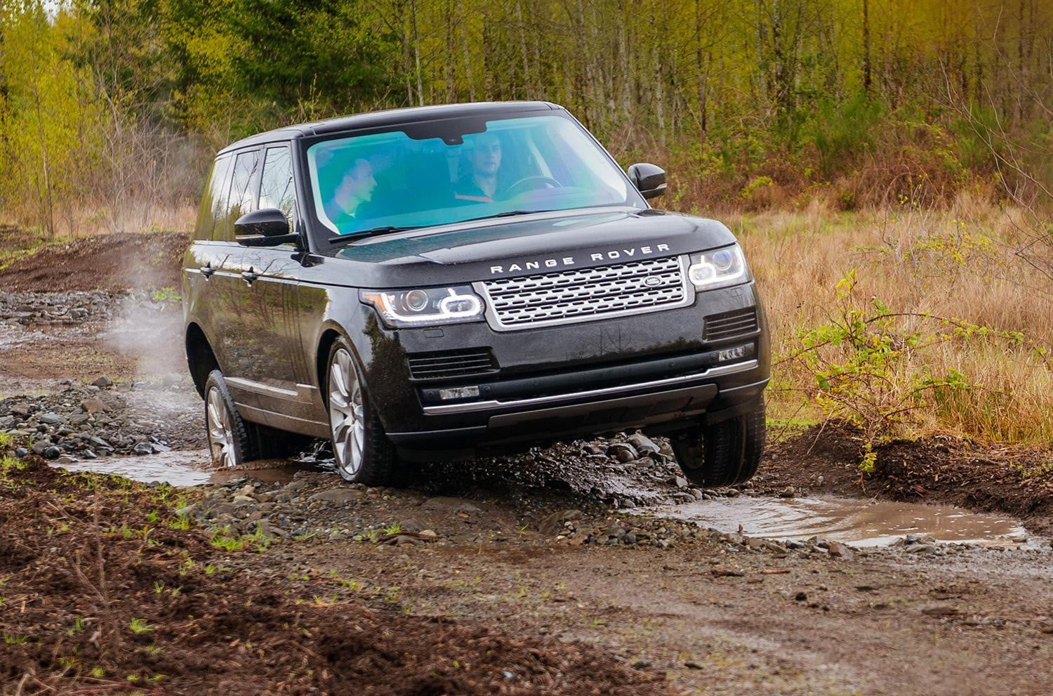 Mudfest 2013 Supercharged Range Rover 30