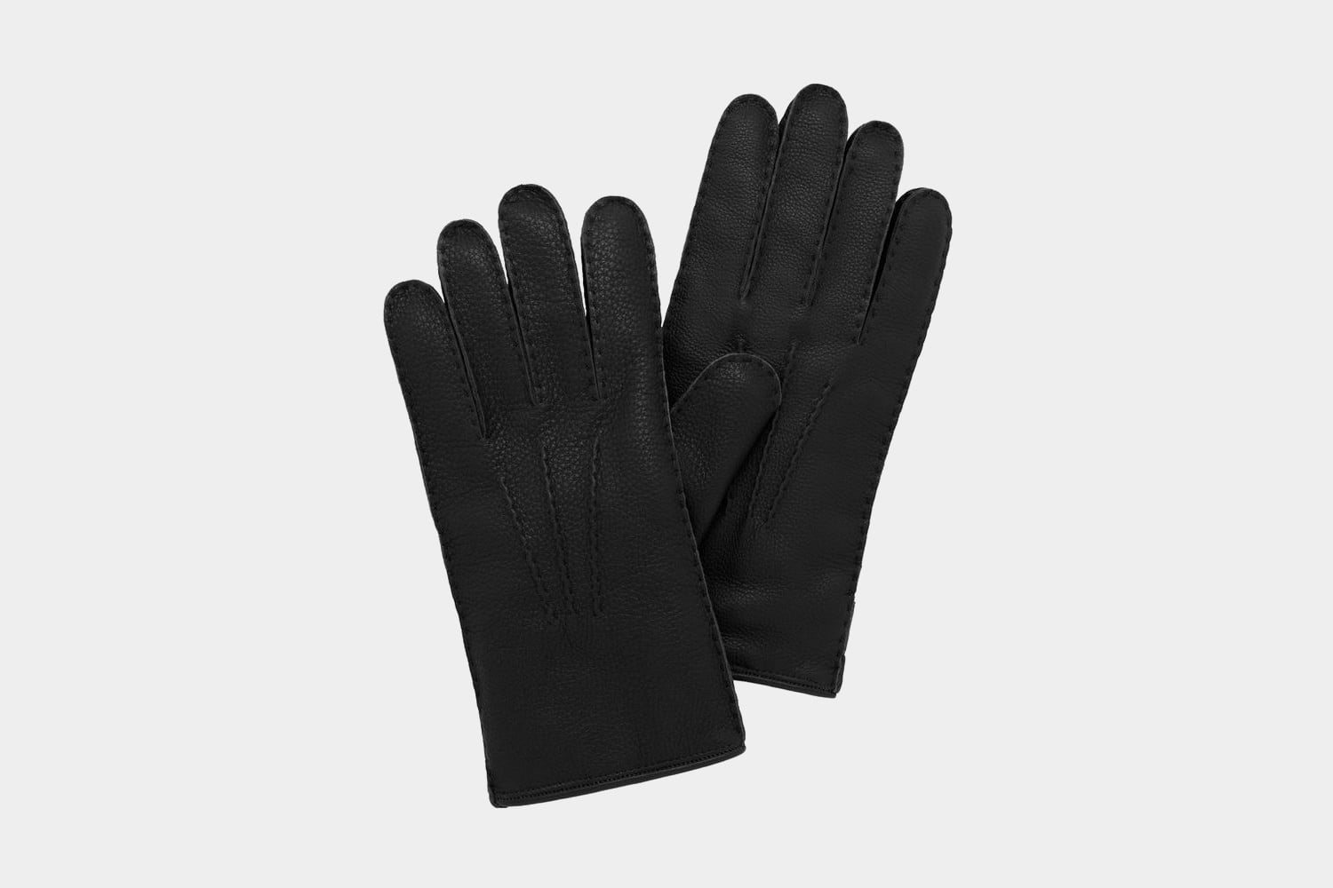 Driving gloves yahoo answers - Mulberry Day Glove Black Deerskin 380