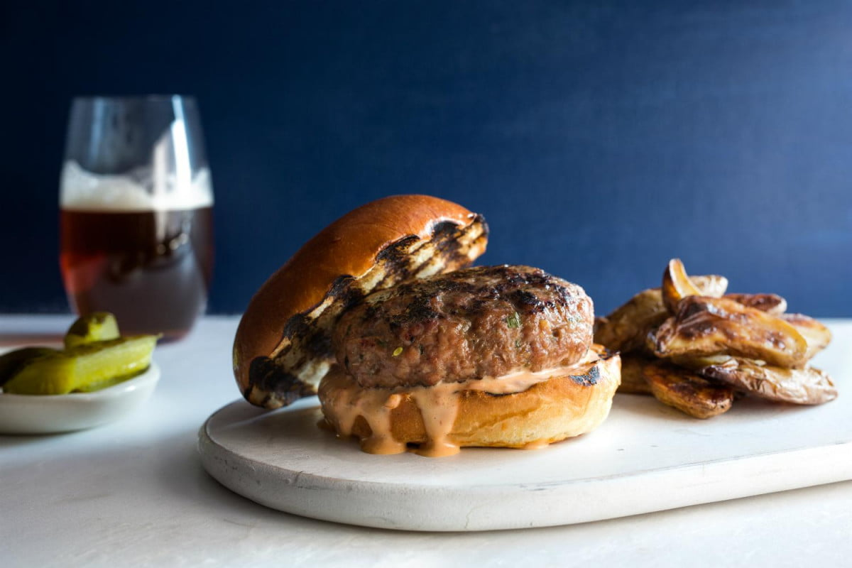 munchery delivers meals with google play music playlists meal burger beer