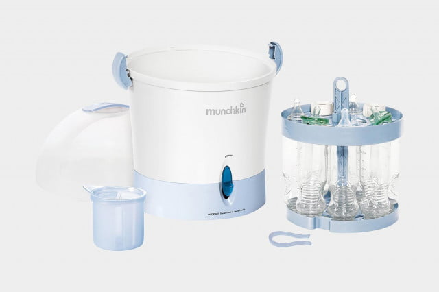Munchkin Steam Guard Electric Sterilizer 3