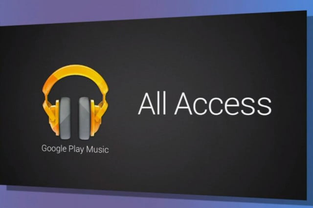 google all access music iphone ios