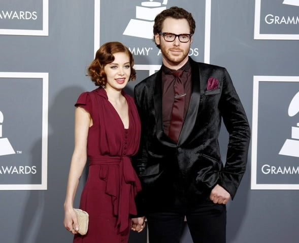 Sean Parker and fiancee