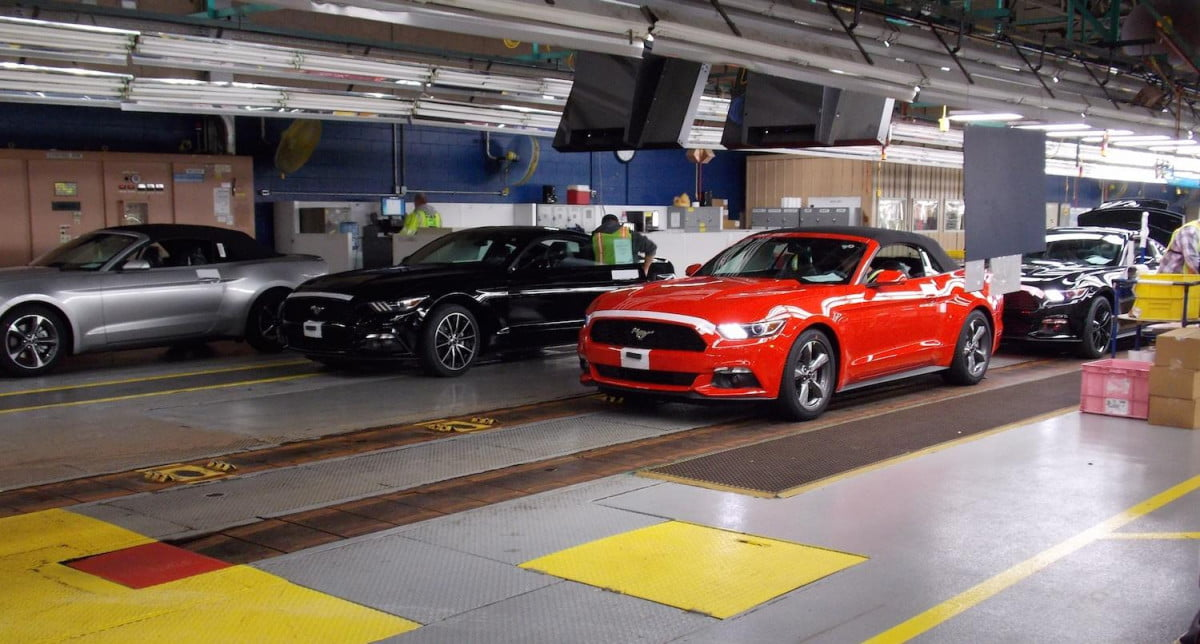 convertible  ford mustangs make their way to dealer lots mustang frap