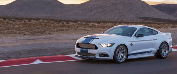Shelby's sweltering 50th Anniversary Super Snake spits venom at Dodge's Hellcat