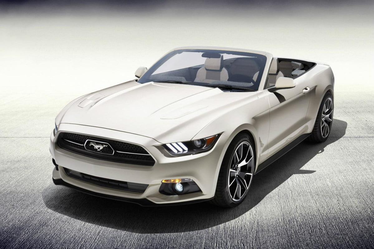 ford building one mustang convertible fight ms  th