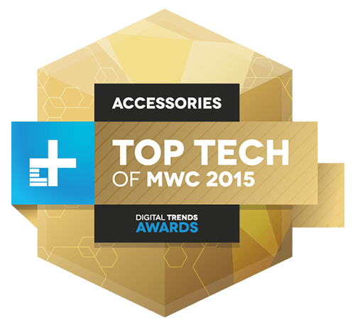 MWC 2015 accessories award winner