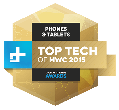 MWC 2015 phones tablets award winner